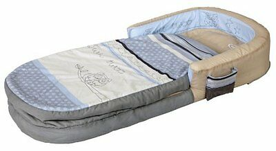 Readybed Sleepytime Owl Airbed & Sleeping Bag In One Home Household Supplies New