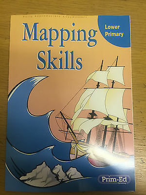 Mapping Skills: Lower Primary by Prim-Ed Publishing (Paperback, 1993)