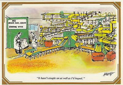 (85659) Postcard Punch Cartoon SEPR39