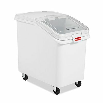 NEW Rubbermaid Commercial ProSave Shelf Ingredient Bin with Measuring Tool