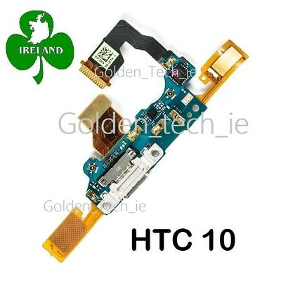 For HTC 10 M10 Charging Port Dock Flex Cable USB Dock Microphone Replacement New