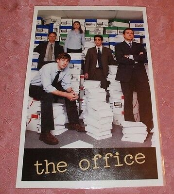The Office Poster Laminated 11 x 17