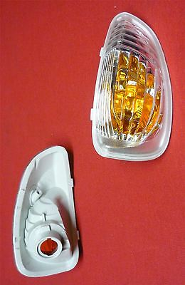 Renault Master MK3 wing mirror light side indicator lens / right side