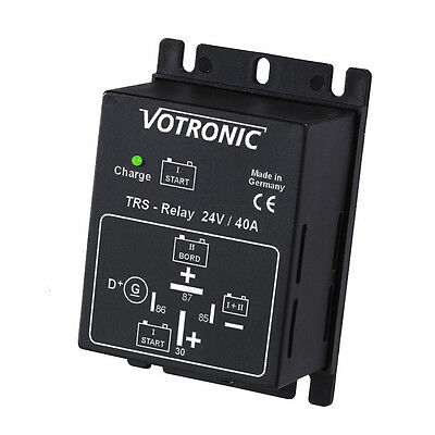 Votronic 3081 TRS-Relay 12V 70A Auto Batterie laden Wohnmobil Lichtmaschine