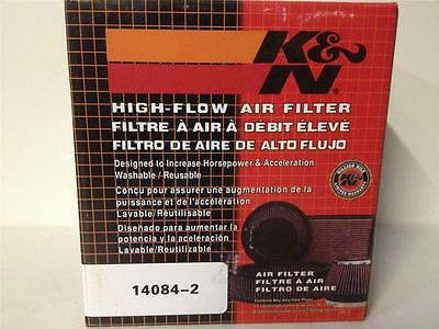 """K&N Pod Filter Style 3""""x6"""" long tapered high performance air filter(non-genuine)"""