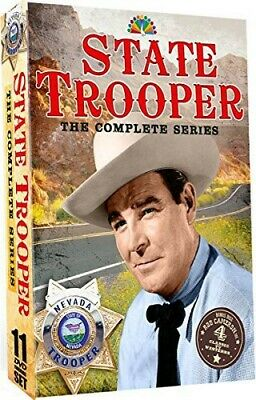 State Trooper: The Complete Series - 11 DISC SET (2014, DVD NEW)