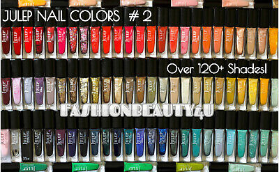 Julep Nail Polish FULL SIZE! ☆ 100+ NEW SHADES ADDED! Rare & HTF! ☆ Choose Color