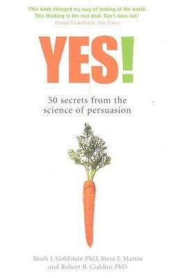 Yes! by Robert B. Cialdini Paperback Book (English)