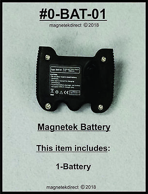 Magnetek Rechargeable Battery Pack remote control Flex EX Transmitters 0-BAT-01