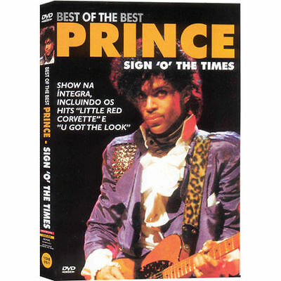 Prince : Sign O The Times DVD  (All,New,Keep Case)