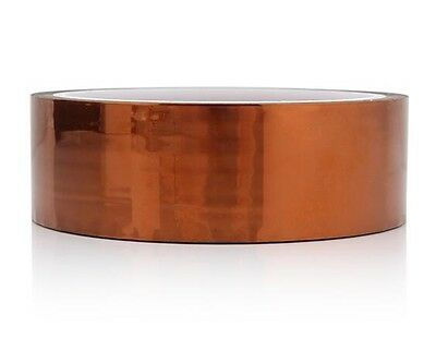 20mm X 33m 100ft Kapton Tape High Temperature Heat Resistant Polyimide