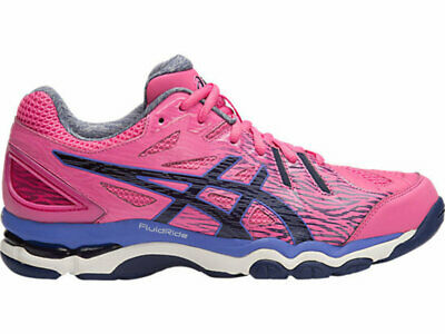 Asics Gel Netburner Super 6 Womens Netball Shoes (B) (2049)