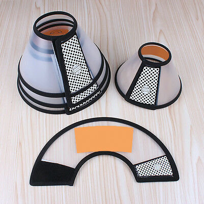 Dog Elizabethan Wound Healing Medical Cone Beautify Shower Protective Collar