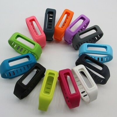 Hellfire Trading Replacement Wristband Bracelet Band Strap for Fitbit One