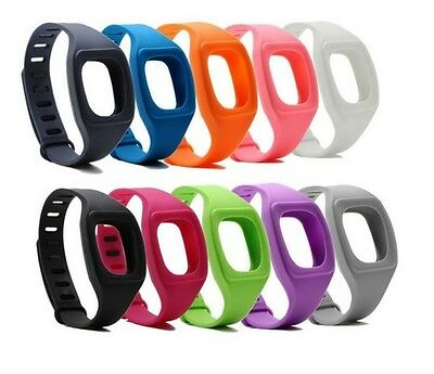 Hellfire Trading Replacement Wristband Bracelet Band Strap for Fitbit Zip