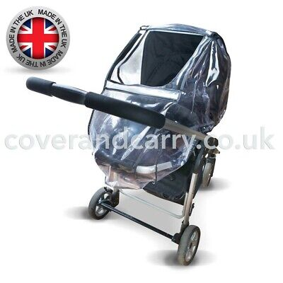 Raincover with velcro window for Bugaboo Bee
