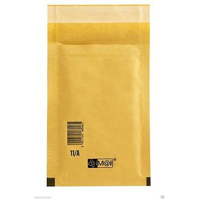 BUSTE POSTALI IMBOTTITE 1-A colore AVANA email 100 X 165 mm BUSTA PLURIBALL