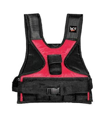 We R Sports Ladies Weight Weighted Vest Adjustable 5kg/20kg Running Weight Loss