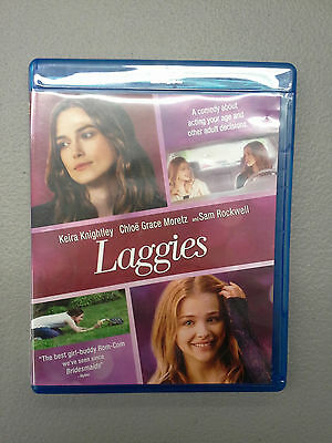 Laggies (Blu-ray Disc, 2015), Used, Disc=Excellent, Case=Good
