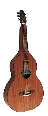 Weissenborn Style Lap Guitar made by Paddy Burgin (BEDIAZ, HOLLOWNECK, ACOUSTIC)