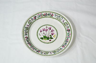 "Portmeirion Variations Cyclamen 7 1/4"" Plate"