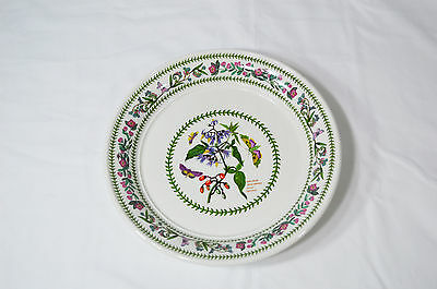 "Portmeirion Variations Woody Nightshade 8 1/2"" Plate"