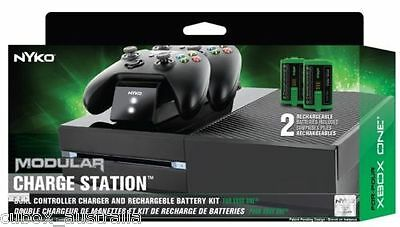 GENUINE Nyko Modular Charge Station for Xbox One - XB1 BRAND NEW