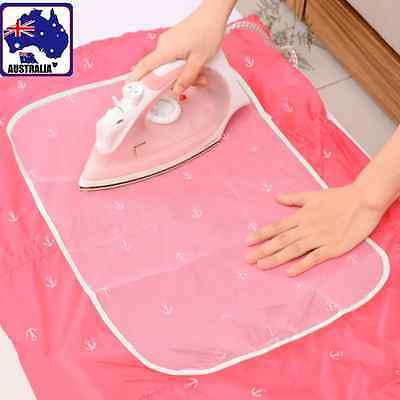 Ironing Protective Insulation Pad Clothes Protector Cover Iron Mat HLAC19900
