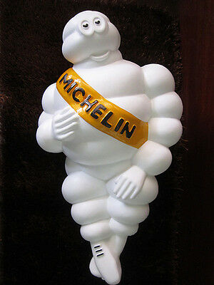 "17"" New Limited Vintage Michelin Man Doll Figure Bibendum Advertise Tire Rare"