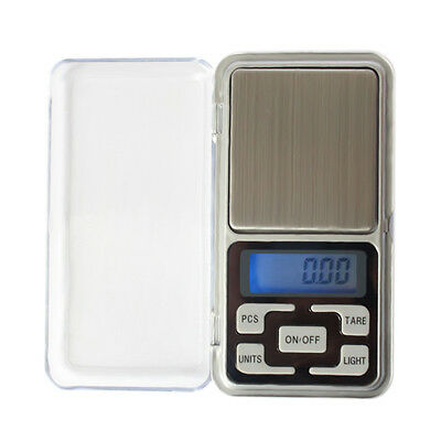 Mini Small Pocket Digital Electronic Weighing Scales Accurate to 0.01g grams UK