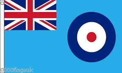 Royal Air Force RAF Ensign 5'x3' Flag