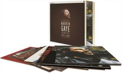 Marvin Gaye Volume 3: 1971 - 1981, Marvin Gaye, Vinyl, 0600753534229