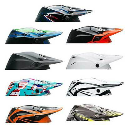 Bell Moto-9 Moto 9 Spare Peak Visor Motocross Dirt Bike MX Off Road Dirtbike