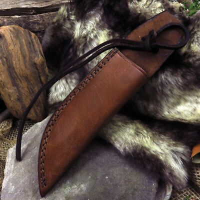 """FIXED-BLADE KNIFE BELT SHEATH 
