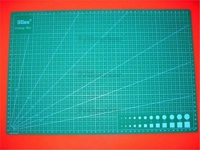 Self Healing Cutting Craft Mat A3 Non Slip Printed Grid Lines Z