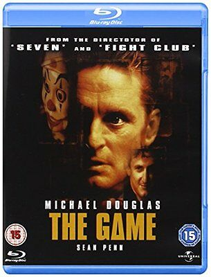 NEW - The Game [Blu-ray] [Region Free] 5050582797831