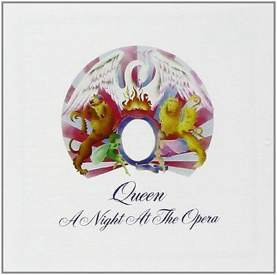 **NEW** - A Night At The Opera [2011 Remaster] - Queen EAN0602527644226