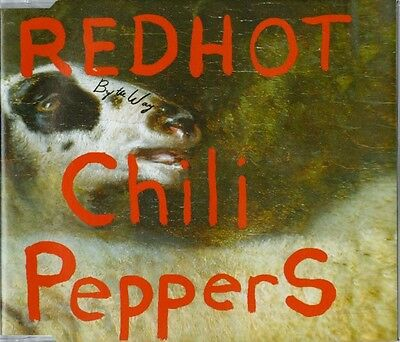Red Hot Chili Peppers - By The Way 3 Track Cd Single 2002