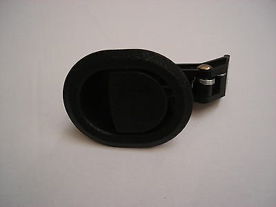 Recliner Sofa And Chair Black Plastic Replacement Handle For 5Mmdia.cable Barrel
