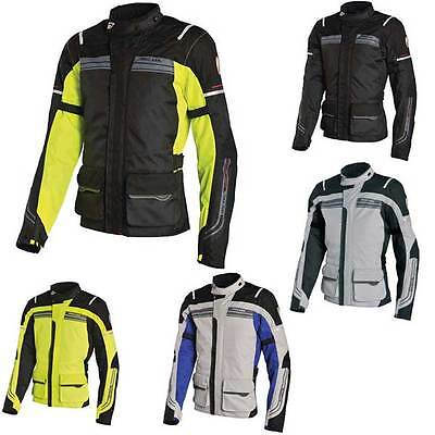 Richa Phantom Touring Textile Motorcycle Motorbike Jacket | All Sizes & Colours