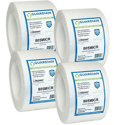 4 PACK Spa Filters Fit: Sundance Spas Micro Clean  Microclean  FC-2812 6540-502