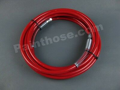 "Wagner 0270192 or 270192 Red 1/4"" x 25' Airless Spray Hose 3300psi"
