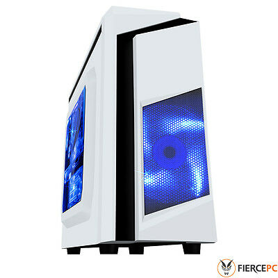 ULTRA FAST Quad Core Desktop Gaming PC 4.0GHz A10 8GB 1TB Computer - 216669