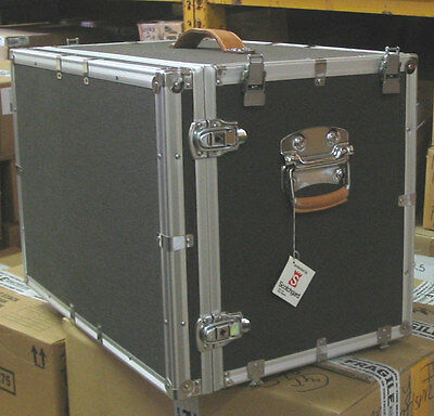 "47"" x 27"" SHIPPING AND STORAGE SALESMAN CASE WITH WHEELS"