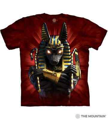NEW ANUBIS SOLDIER Ancient Egyptian Pharaoh The Mountain T Shirt Adult