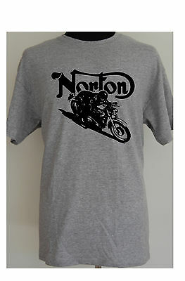 NORTON CAFE RACER - motorcycle t-shirt - S to 5XL