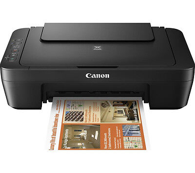 01 CANON Pixma MG2950 All in One WIRELESS PRINTER SCANNER COPIER