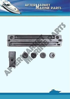Suzuki 90-140 anode kit aluminium replace 55321-87J00 55321-90J01 55320-94900
