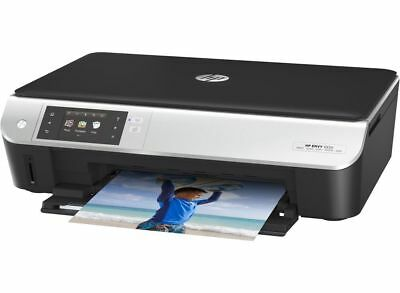 HP Envy 5530 All in One WIRELESS PRINTER SCANNER COPIER + Instant Ink Card