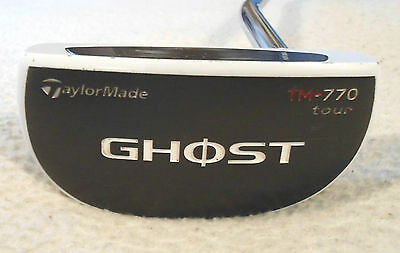 "TaylorMade Ghost TM-770 Tour 32"" Putter w/SuperStroke FATSO 85 Grip"